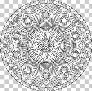Rose Window Drawing Stained Glass Gothic Architecture PNG