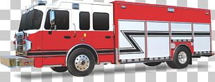 Fire Engine Car Fire Department Emergency Motor Vehicle PNG