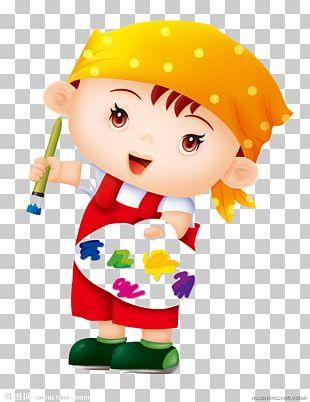 Paintbrush Palette Microsoft Paint PNG