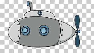 Drawing Submarine Cartoon PNG