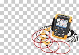 Fluke Corporation Fluke 435-II Power Quality Analyzer Electric Power Quality Energy Analyser Three-phase Electric Power PNG