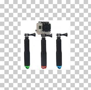 Action Camera GoPro Monopod Selfie Stick PNG