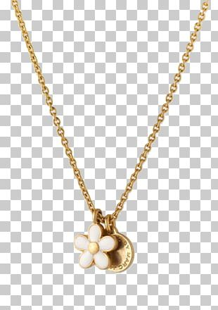 Charms & Pendants Necklace Colored Gold Jewellery PNG