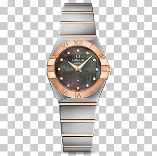 Omega Constellation Omega SA Watch Omega Seamaster Quartz Clock PNG