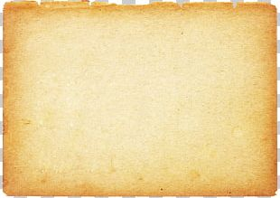 Paper Yellow Gold Cardboard PNG