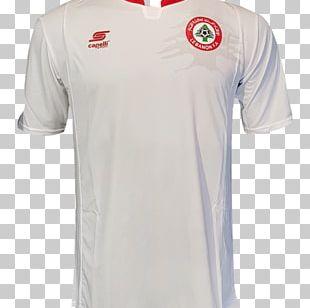 T-shirt Sports Fan Jersey 2018 World Cup Sleeve PNG