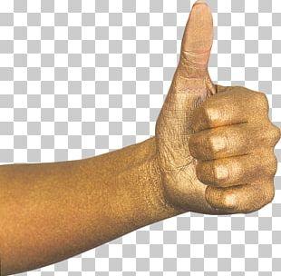 Thumb Signal Hand Shoulder PNG