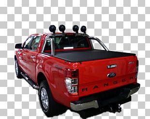 Car Pickup Truck Ford Ranger EV Vehicle PNG