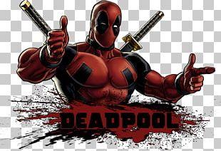 Deadpool Kills The Marvel Universe Spider-Man Wolverine Deathstroke PNG