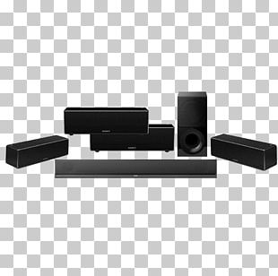 Home Theater Systems Soundbar Wireless Bluetooth Subwoofer PNG