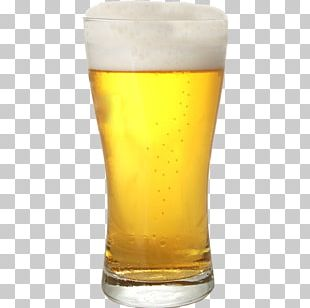 Wheat Beer Beer Glasses PNG