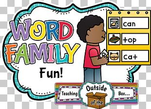 Game Learning Word Family Human Behavior PNG