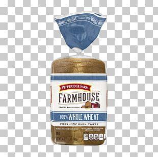 White Bread Rye Bread Bakery Whole Wheat Bread Pepperidge Farm PNG