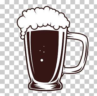 Beer Coffee Cup Mug PNG