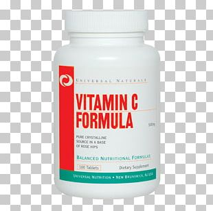 Dietary Supplement Vitamin C Nutrition Tablet PNG