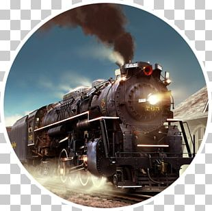 Rail Transport Trainz Simulator 12 Goods Wagon Locomotive PNG