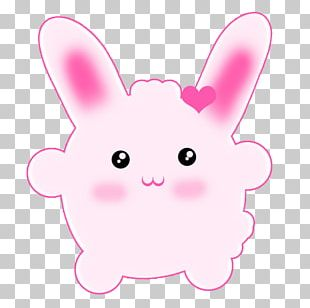 Whiskers Domestic Rabbit Cat Easter Bunny PNG