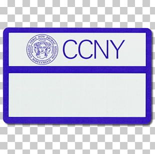 Name Tag Sticker Badge Pin Blue PNG