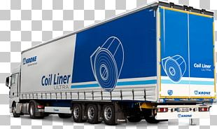 Krone Commercial Vehicle Group Semi-trailer Truck PNG