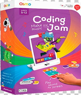 Osmo Coding Game Kit Osmo Coding Jam Computer Programming Osmo Genius Kit PNG
