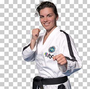 Dobok Taekwondo Tang Soo Do Taekwon-Do Academy Graziella Idili International Taekwon-Do Federation PNG