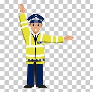 Car Traffic Police Police Officer PNG