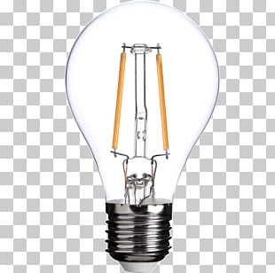 Light-emitting Diode Edison Screw LED Lamp Incandescent Light Bulb PNG