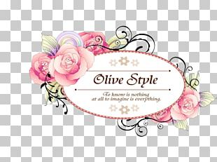 Paper Wedding Invitation Material Label PNG