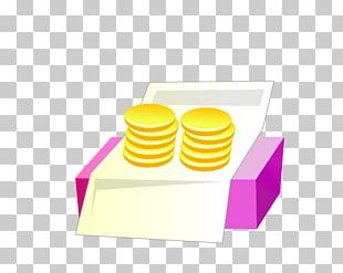 Finance Gold Coin PNG