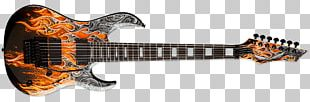 Seven-string Guitar Dean Guitars Electric Guitar Musical Instruments PNG