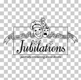 Jubilations West Edmonton Mall Dinner Theater Logo Spa Lady PNG