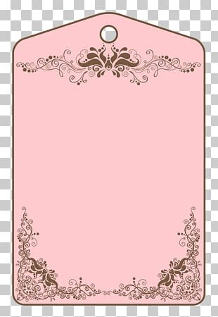 Paper Shabby Chic Vintage Clothing Pink PNG