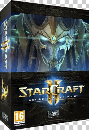 StarCraft II: Legacy Of The Void StarCraft: Brood War Video Game PC Game Protoss PNG