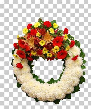 Cut Flowers Wreath Floristry Flower Bouquet PNG