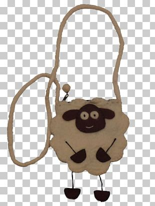 Handbag Messenger Bags Sheep Felt PNG