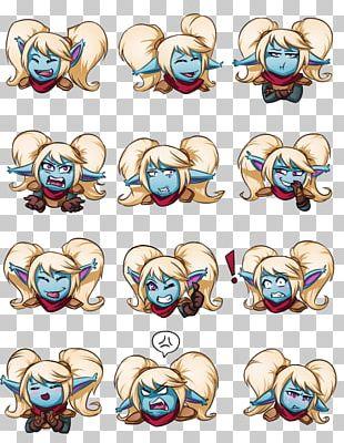 League Of Legends Emote Emoticon Poppy PNG