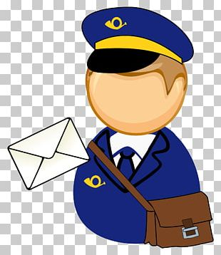 Mail Carrier Computer Icons PNG