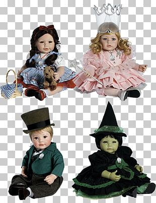 Glinda Wicked Witch Of The West Doll Dorothy Gale The Wizard Of Oz PNG