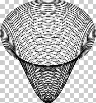 Spiral Cone PNG