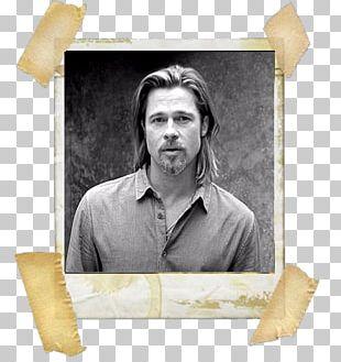 Brad Pitt Chanel No. 5 Actor Perfume PNG