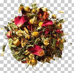 Herbal Tea Oolong Cut Flowers PNG