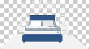 Bed Frame Bed Size Couch Mattress PNG