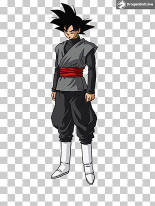 Goku Black Dragon Ball Gohan Costume PNG