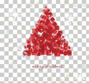 Santa Claus Christmas Tree Euclidean PNG