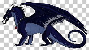 Wings Of Fire Nightwing Dragon Game Character PNG