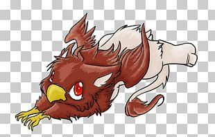 Griffin Dragon Legendary Creature Infant PNG