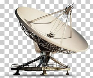 Satellite Dish Aerials Telecommunications Tower Radio Telescope PNG