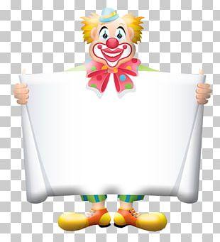 Clown Magic PNG