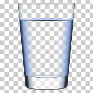 Highball Glass Water Cup Table-glass PNG