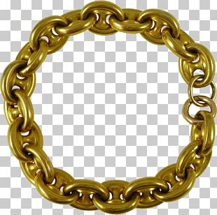 Chain Necklace Colored Gold Gold-filled Jewelry PNG